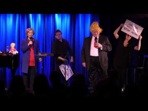 HILLARY CONFIDENTIAL 2.0: PRE-MADAME PRESIDENT Beechman Theatre 10-29-16