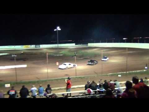 Pure Stock Main 9-14-2013 @ Prescott Valley Raceway Arizona GoPro Edit