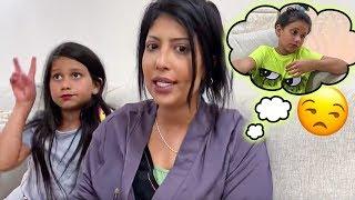 نور تشتكي لميمي من توأمها 🤓 الحلقة الثانية
