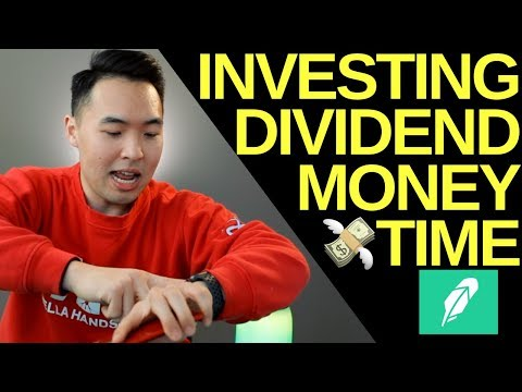 4 Dividend Stocks Im Buying TODAY- Robinhood Investment Challenge