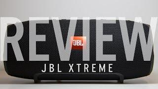 REVIEW: JBL Xtreme, l'enceinte portable extrême !