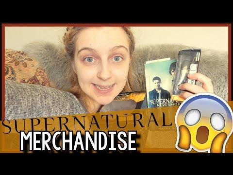 Late EASTER Vlog | Supernatural Merchandise HUNT