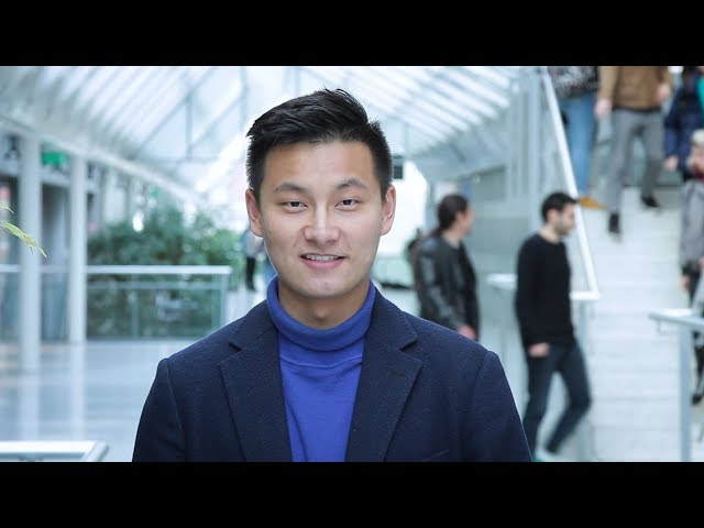 Studying Abroad in France: Qiqi, Chinese exchange student