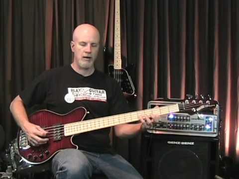 Ernie Ball 25th Anniversary HH 5 String Bass