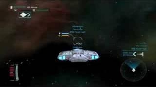 Star Trek Legacy - USS Defiant Klingon Skirmish