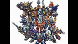 Tetsuya Tsurugi/Great Mazinger's default BGM from Super Robot Wars ...