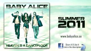 Baby Alice - Heaven is a Dancefloor (Radio Edit)