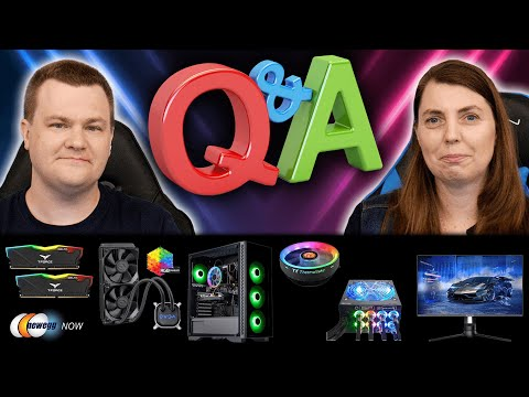 Q&A — Ask Us Anything — PC Building & Upgrading in 2021 — Sept 13th, 2021