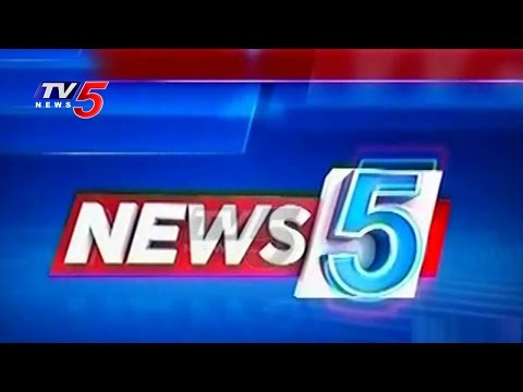 News Headlines from 5PM Bulletin | 06.10.2015 | TV5 News