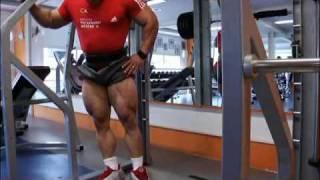 musculação total - atleta fernando maradona