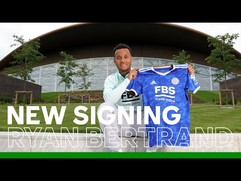 Ryan Bertrand Signs For Leicester City | First Interview