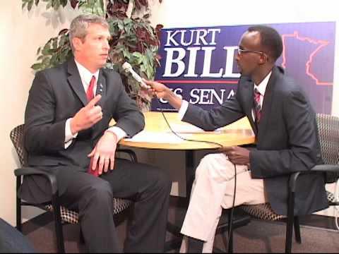 Waraysi Kurt Bills, Candidate of US Senate 2012