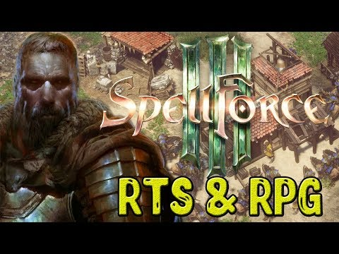 SpellForce 3 - Первый взгляд | RPG&RTS