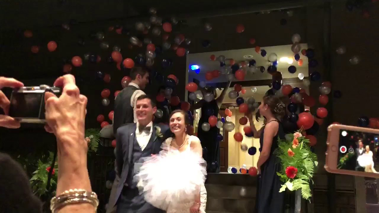 Wedding Balloon Send Off Hd X2 4 14 18