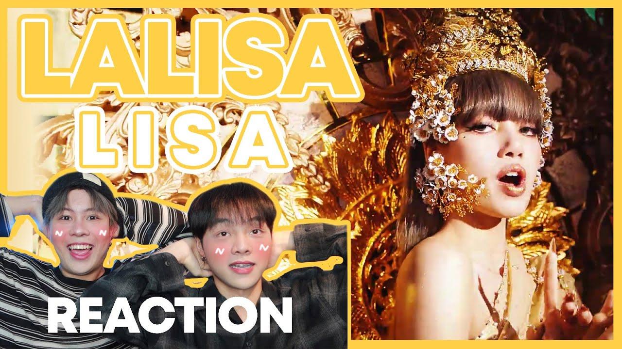 [REACTION LISA - 'LALISA' MV ปังกว่านี้ไม่มีอีกแล้ว!!