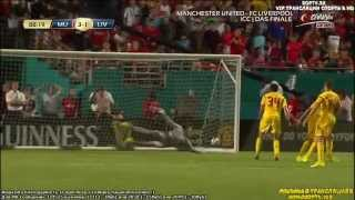jesse lingard goal amazing manchester united vs liverpool 3 1
