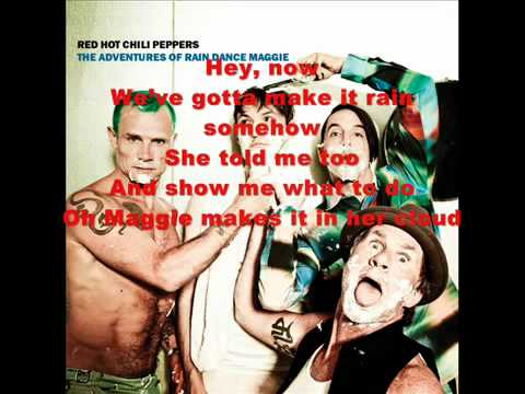 Red Hot Chili Peppers New Song : red hot chili peppers the adventures of rain dance maggie lyrics new song 2011 i 39 m with you ~ Russianpoet.info Haus und Dekorationen