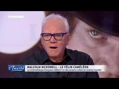 Malcolm MCDOWELL :