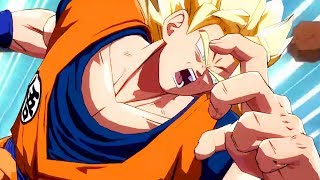 MY FIRST TIME PLAYING DRAGON BALL FIGHTERZ - Dragon Ball FighterZ Closed Beta Gameplay   Pungence