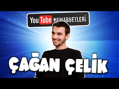 MERAKLI MAYMUN (ÇAĞAN ÇELİK) - YouTube Muhabbetleri #5