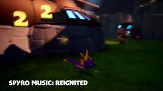 SPYRO REIGNITED TRILOGY CAN SWITCH BETWEEN ORIGINAL AND REMAST…