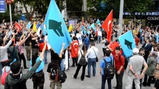 3 Mayıs Türkçüler Günü Yürüyüşü Ankara 2016