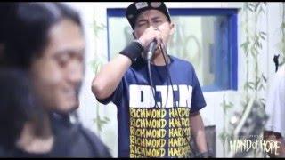 """Gambar cover Hand Of Hope - Tangan Harapan """"Live at Studio"""" Official Video"""