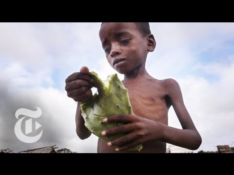 Pleas for Somalia, on the Brink of Famine | The New York Times