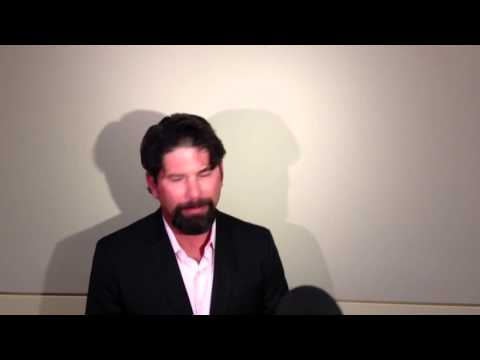 Todd Helton at the Greater Knoxville Sports Hall of Fame banquet