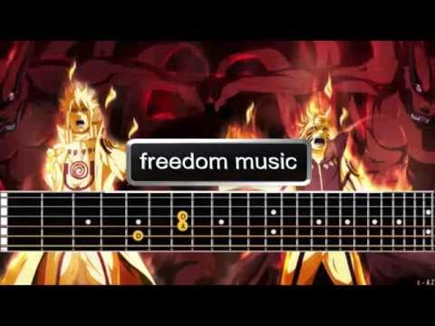 Naruto Opening   Distance Long Shot Party Guitar