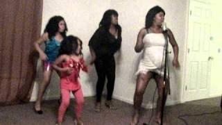 Tina Turner and Children (pregnant Mom).AVI