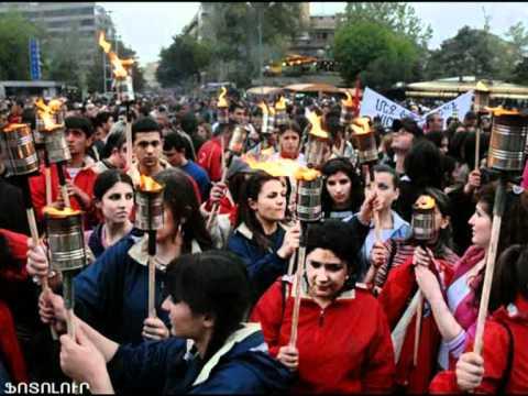 Karnig Veh gaxapar Dashnakcutyan (Tashnagtsoutioun) ARF Դաշնակցություն ՀՅԴ