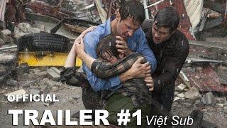 Cuồng phong thịnh nộ (Into the Storm) - Official Trailer #1 Vietsub