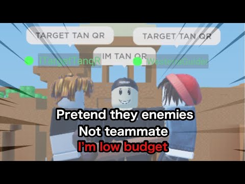 Download I became like TanqR, and everyone targeted me. (Roblox Bedwars)