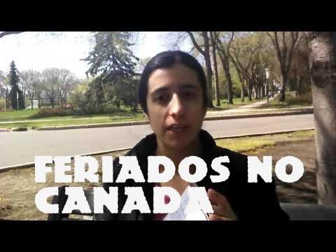 VEDA #25 - Feriados No Canada