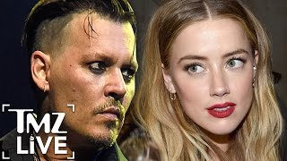 Johnny Depp: Amber Heard Will Ruin My Credit | TMZ Live