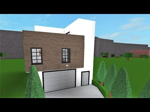 Bloxburg House Build Up
