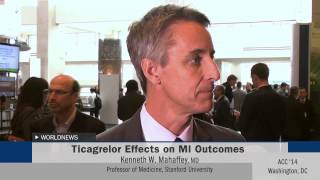 Ticagrelor Effects on MI Outcomes and Event Adjudication in PLATO