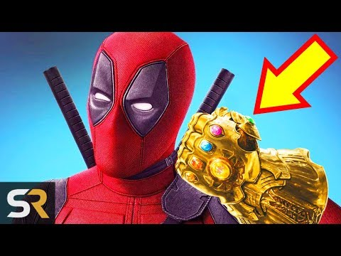 Marvel Theory: Is Deadpool ALREADY In The MCU?