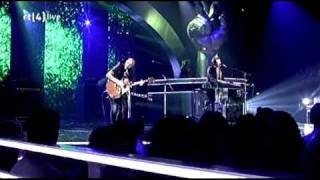 The Script - For the first time HD - The Voice Of Holland 12-11-10