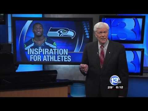 RIT on TV: Deaf Athletes inspired by Superbowl player - 13WHAM