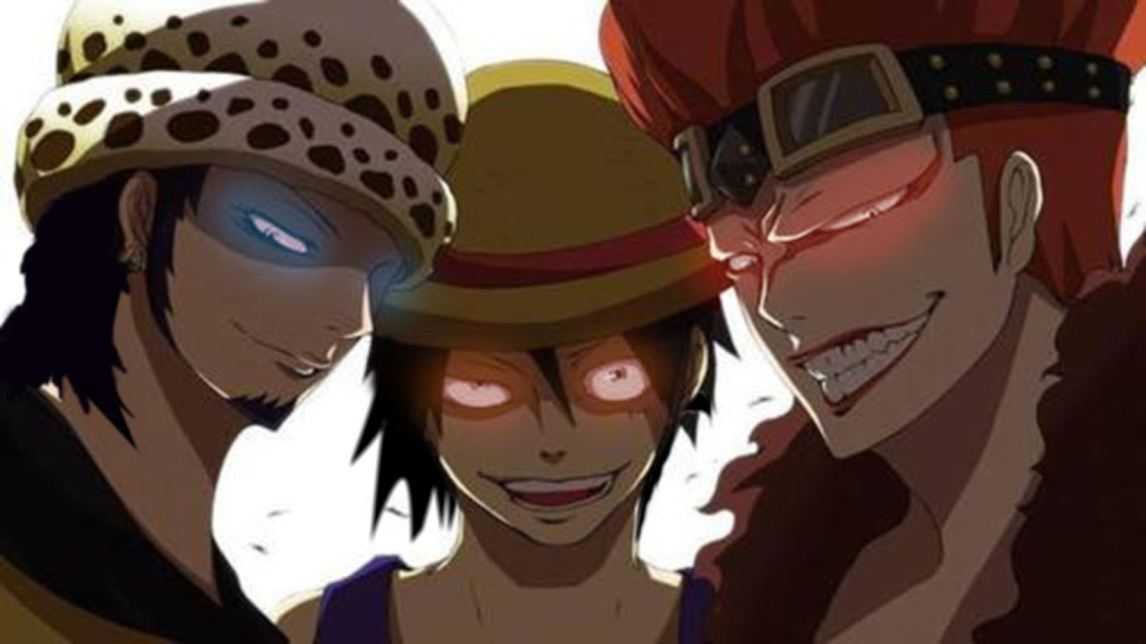 Second time skip one piece