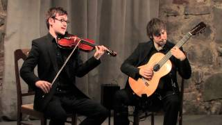 Duo KeMi plays Piazzolla: History of the Tango - Café 1930