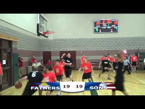 #JP2Classic: Inaugural Priests vs. Seminarians Basketball Game