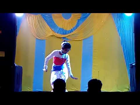 Dance By Priyanka.. Shokhi Oi Buji Basi Baje