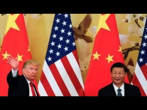 Is A New Cold War With China Brewing ???