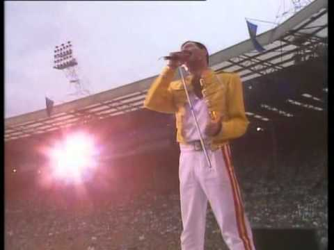 Queen   Live at Wembley Stadium (Saturday July 12 1986)