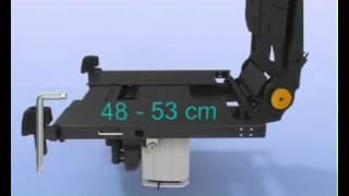 Инвалидная коляска с электроприводом INVACARE STORM 4(, 2013-06-05T04:23:01.000Z)