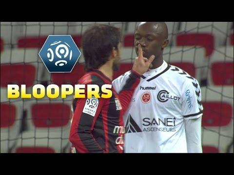 Bloopers november - ligue 1 - 2014 / 2015
