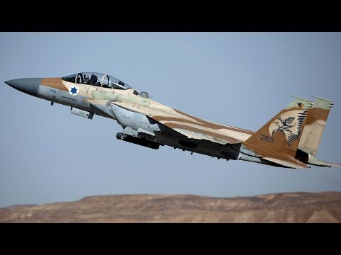 Israel blamed for airstrike on Syrian base that killed 4 Iranians